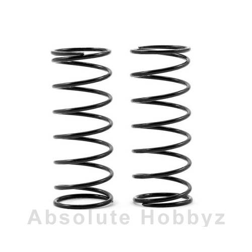 Agama Racing Progressive Shock Spring Soft (Black)
