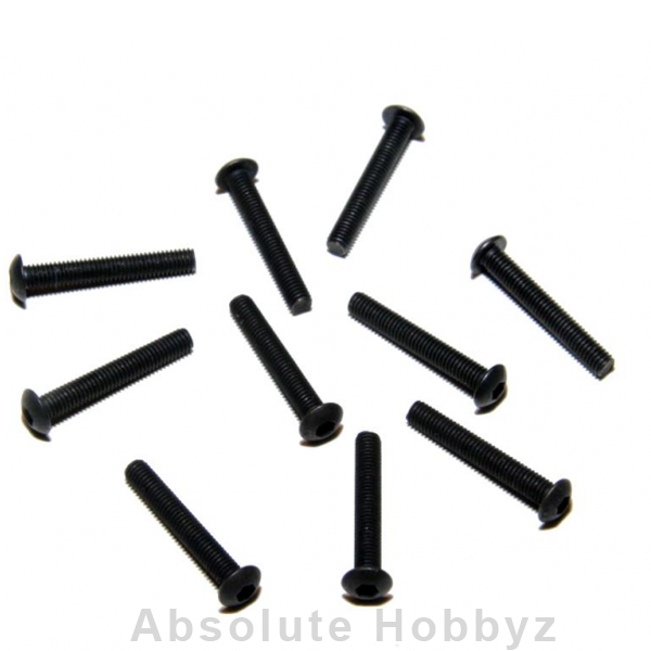 Agama Racing 3mm x 20mm Screws (10pcs)
