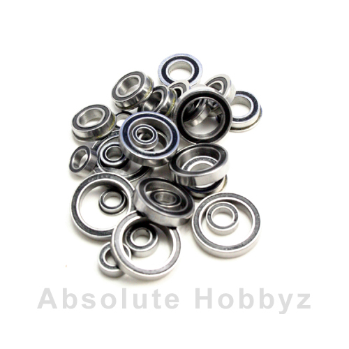 AHZ R/C Complete Bearing Set (Rubber Shield) Serpent 811 /811E /811T