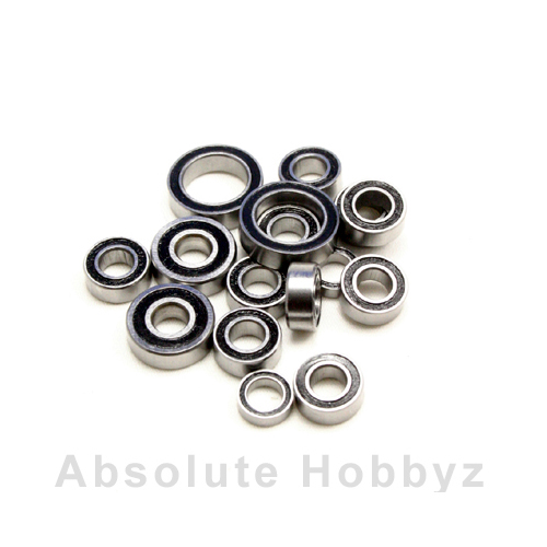 AHZ R/C Complete Bearing Set (Rubber Shield) Team Losi SCT22