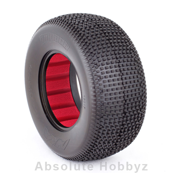 AKA Racing Impact Wide Short Course Tires (Soft) (1pr)