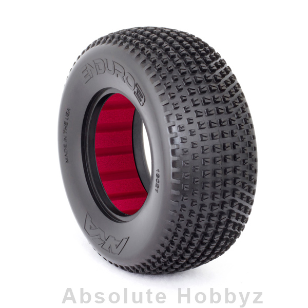 AKA Racing Enduro 3 Wide Short Course Tires (Ultra Soft) (1pr)