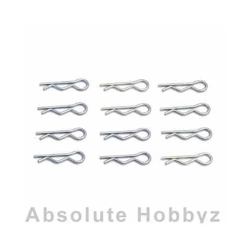Team Associated Body Clips RC18T (12)