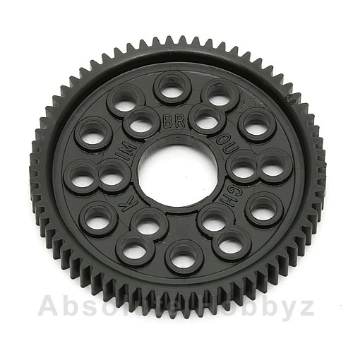 Team Associated Spur Gear 48P 66T