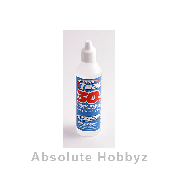 Team Associated Silicone Shock Oil (30wt) (2oz)