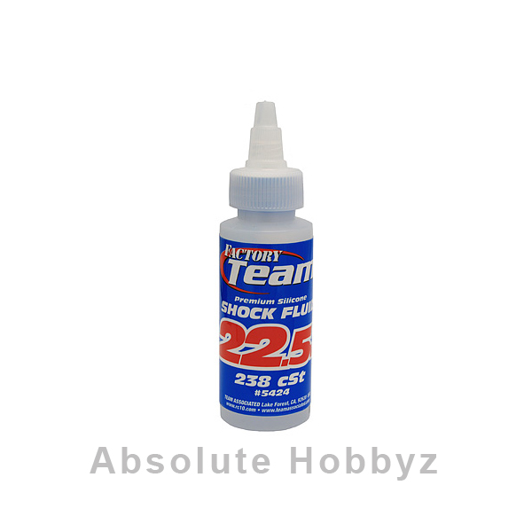 Team Associated Silicone Shock Oil (22.5wt) (2oz)