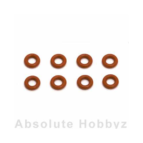 Team Associated Shock O-Rings RC8 (8)