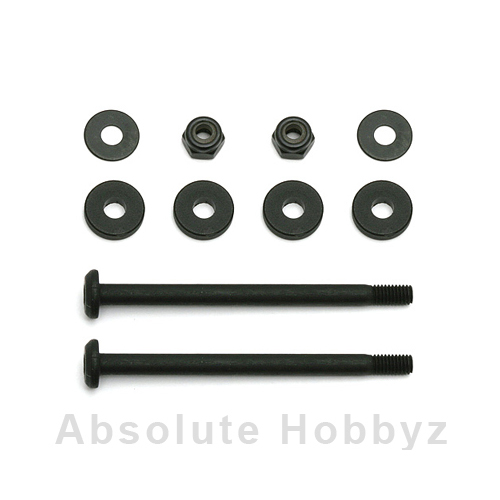Team Associated Rear Outer Hinge Pin Set (2)