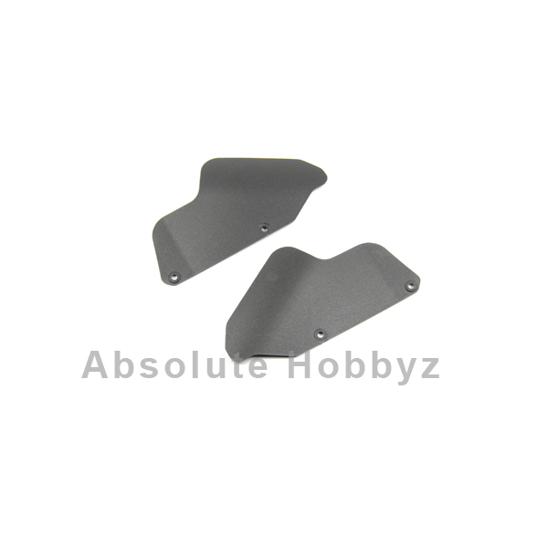 DE Racing HB Racing D8 Buggy Mud Guards