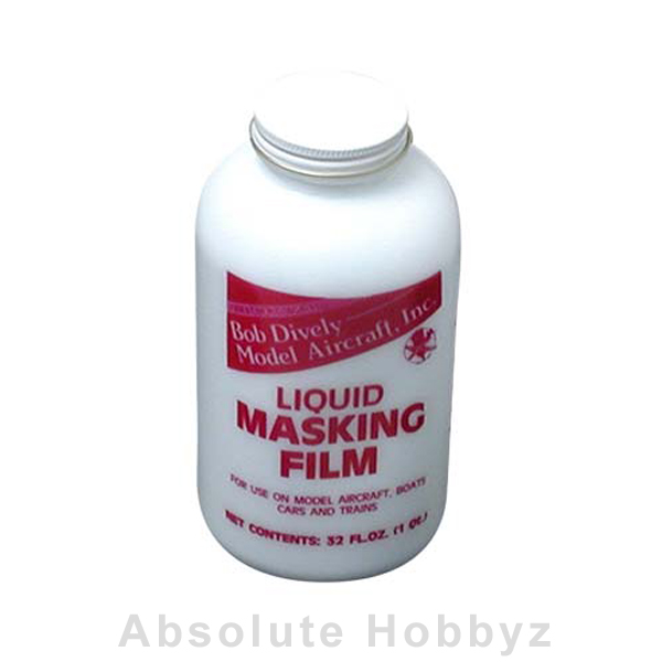 Bob Dively Liquid Masking Film 32 oz