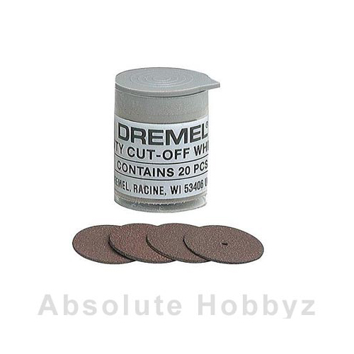 Dremel Cutoff Wheel (Heavy Duty) (20)