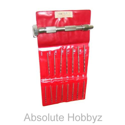 "GMK0124 GMK Supply /""Hole Thing/"" American Shock Piston Drill Set"