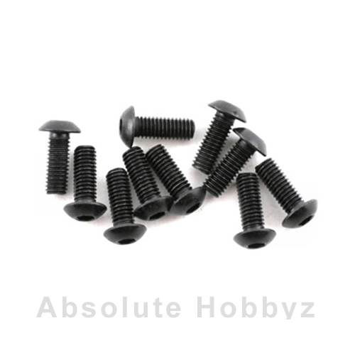 HB Racing Hex Button Screw 2.5X8mm