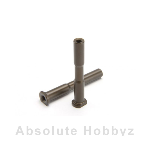 HB Racing Light Weight Steering Post (2pcs)