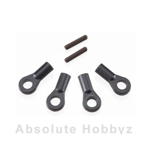 HB Racing Steering Linkage Set