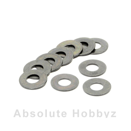 HB Racing Washer M3X8mm (10pcs)