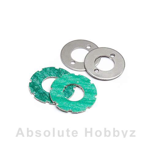HPI Racing Slipper Clutch Plate/Pad Set