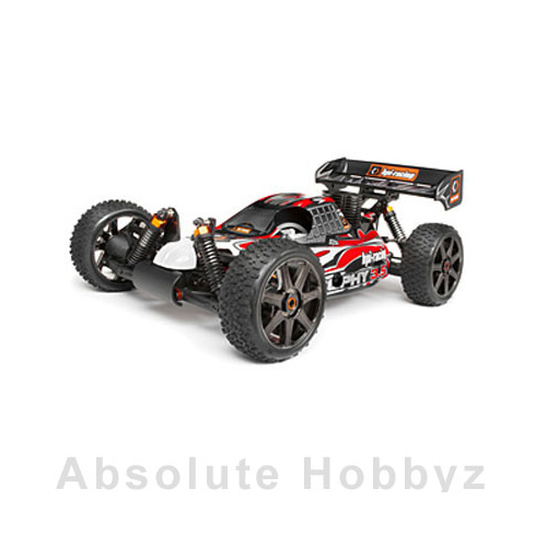 HPI Racing 1/8 Nitro Trophy 3.5 Buggy 2.4GHz RTR