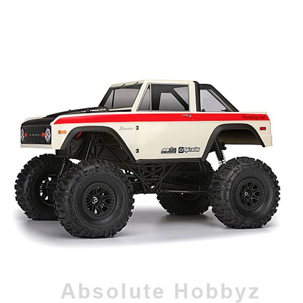 HPI Crawler King RTR 4WD Rock Crawler w/1973 Ford Bronco ...