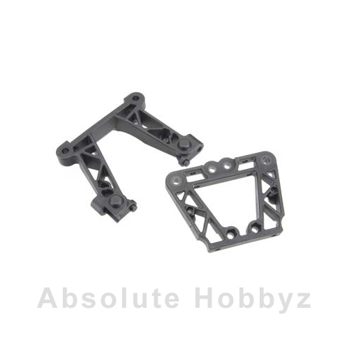 HPI Racing Rear Bulkhead Set Baja