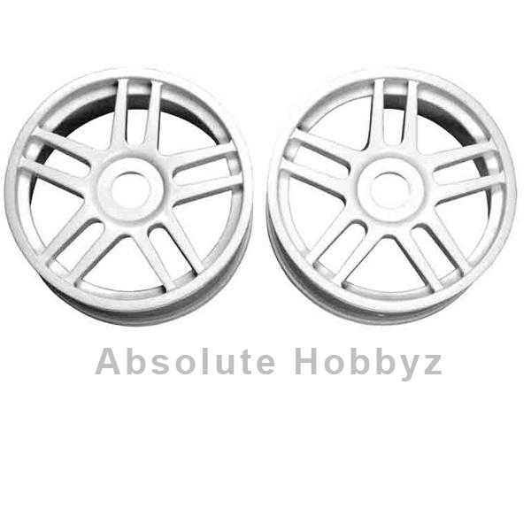 Kyosho Inferno GT Wheels /10-Spoke/White/ (2)