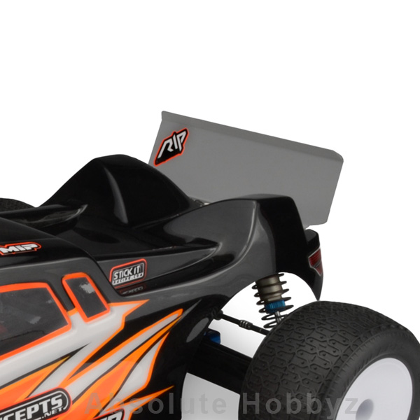 JConcepts Finnisher T5M Gurney Clear Spoiler