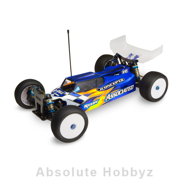 JConcepts B44.3 Silencer Clear Body