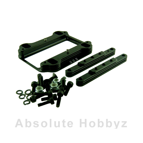 King Headz Associated RC8 Standard Motor Mount Set