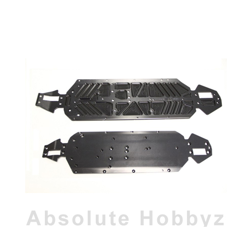 King Headz Losi Ten-SCTE Chassis Plate