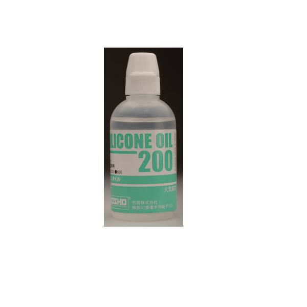 Kyosho Silicone Shock Oil #200 (40cc)
