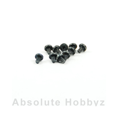 Kyosho Bind Screw(M2.6x4/10pcs)