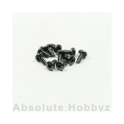 Kyosho TP Bind Screw(M2.6x6/10pcs)