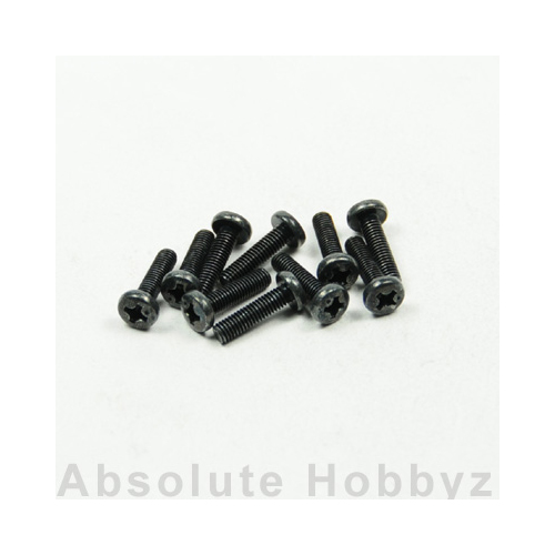 Kyosho Bind Screw(M3x12/10pcs)