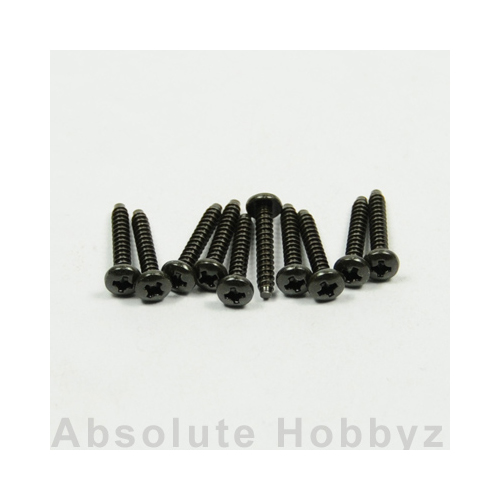 Kyosho TP Bind Screw(M3x18/10pcs)