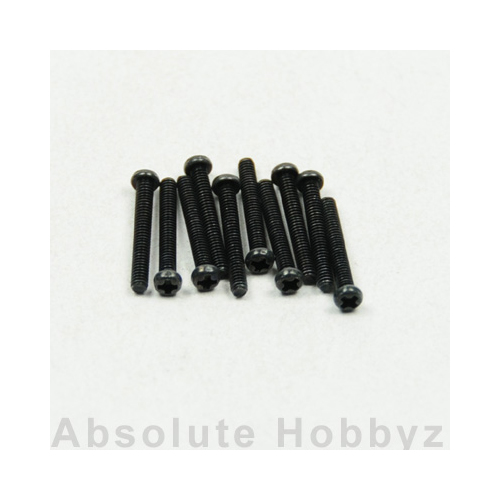 Kyosho Round Screw(M2x15/10pcs)