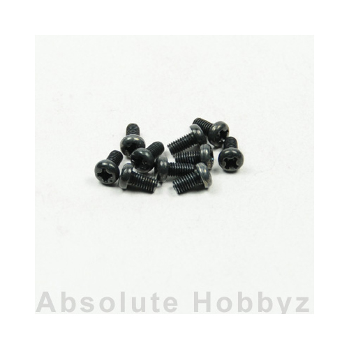 Kyosho Round Screw(M3x6/10pcs)