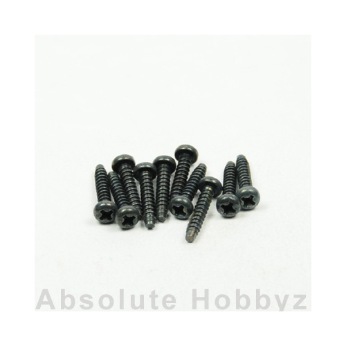 Kyosho TP Round Screw(M3x15/10pcs)