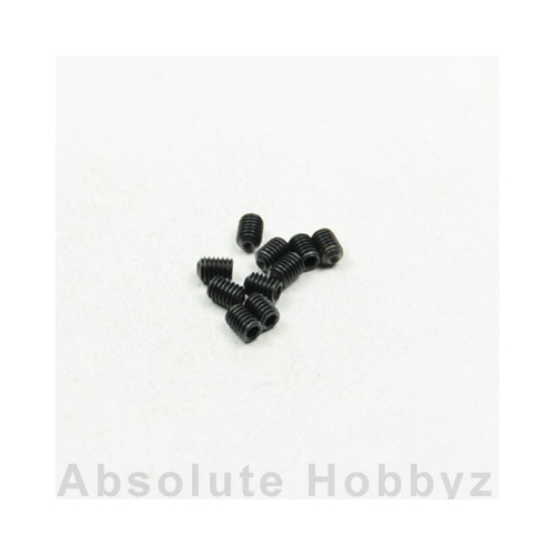 Kyosho Set Screw(M3x4/10pcs)