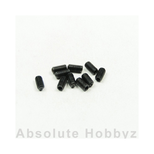 Kyosho Set Screw(M4x8/10pcs)