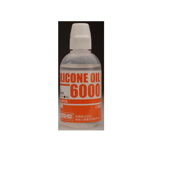 Kyosho Silicone Differential Oil #6000 (40cc)
