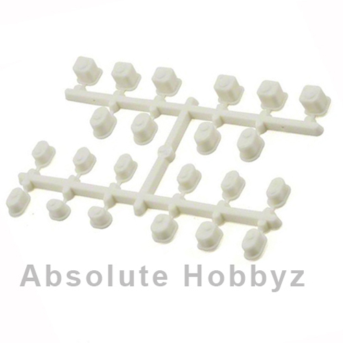 Kyosho Suspension Bushing Set (White)