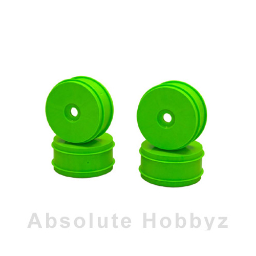 Kyosho Dish Wheel (4pcs/F-Green/MP9)