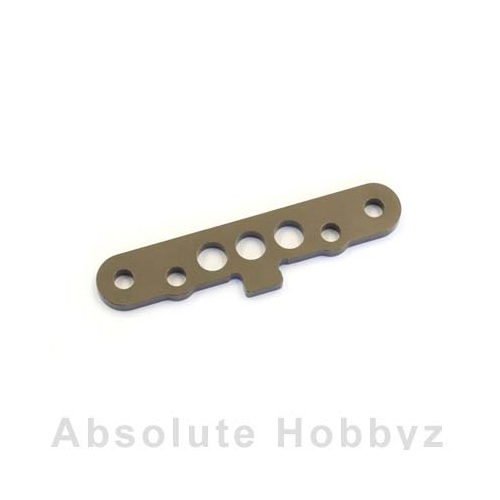 Kyosho SP Front Lower Sus.Plate (Gun Metal)