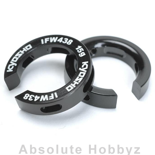 Kyosho Rear Hub Weight Set (10g) (2pcs)