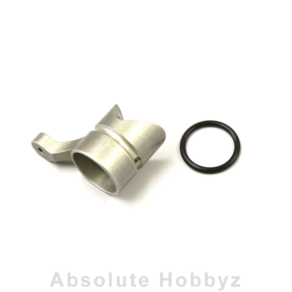 Kyosho Aluminum Hard Upper Servo Saver (MP9)