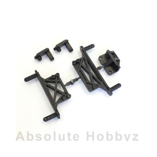 Kyosho Body Mount Set For Inferno NEO ST RACE SPEC/ST-RR Evo