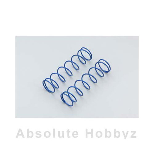 Kyosho Big Shock Spring(M/Blue/8-1.6/L=84)