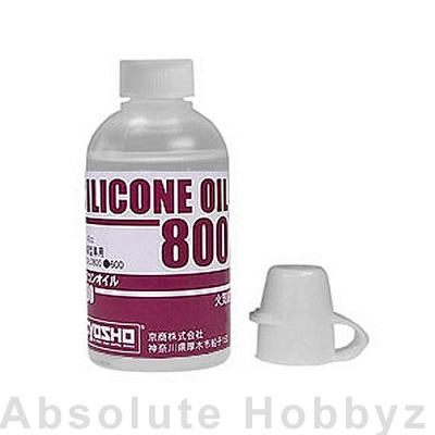 Kyosho Silicone Shock Oil #800 (40cc)