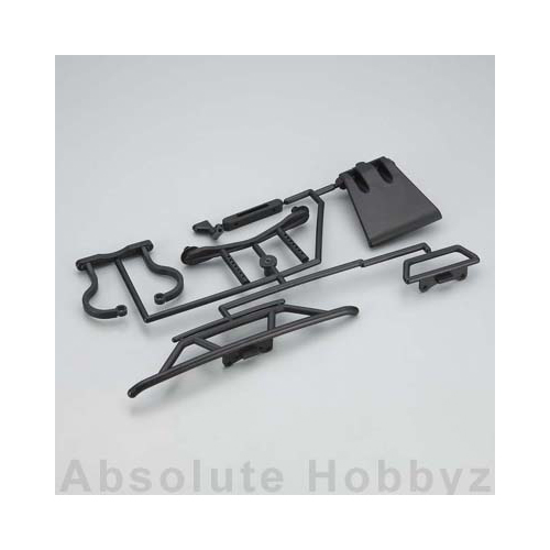 Kyosho Bumper And Body Mount Set (DRT)