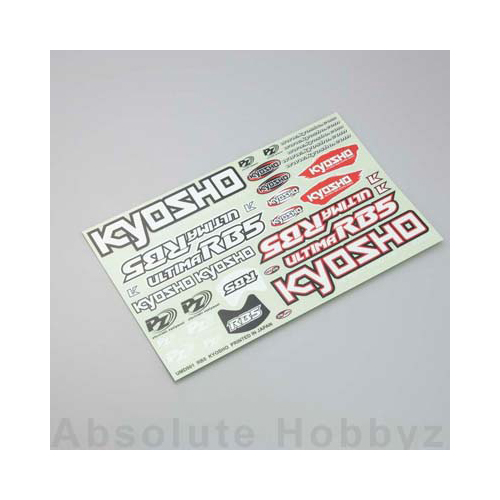 Kyosho Decal (RB5)